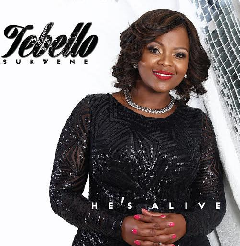 TEBELLO - He Is Alive (CD)