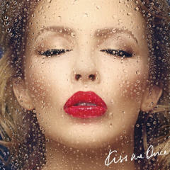 Kylie Minogue - Kiss Me Once (CD)