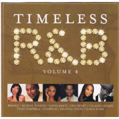 Timeless R&B - Vol.4 - Various Artists (CD)