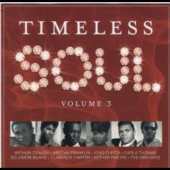 Timeless Soul - Vol.3 - Various Artists (CD)