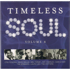 Timeless Soul - Vol.4 - Various Artists (CD)