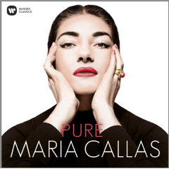 Maria Callas - Pure (CD)