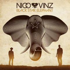 Nico & Vinz - Black Star Elephant (CD)