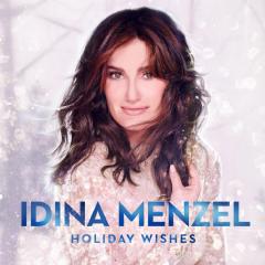 Idina Menzel - Holiday Wishes (CD)