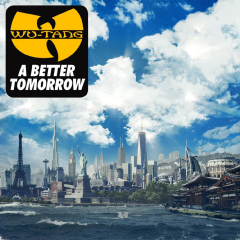 Wu-tang Clan - A Better Tomorrow (CD)