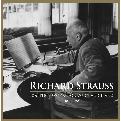 Richard Strauss : Complete Songs For Voice And Piano - Various Artists (CD)
