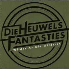 Die Heuwels Fantasties - Wilder As Die Wildtuin (CD)