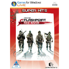 Super Hits: Operation Flashpoint Red River (PC DVD-ROM)