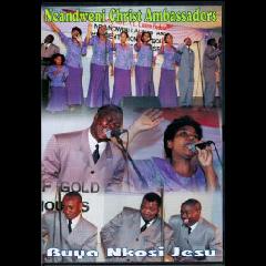 Ncandweni Christ Ambassodors - Buya Nkosi Jesu (DVD)