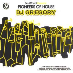 Dj Gregory - Pioneers Of House (CD)