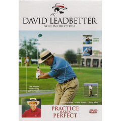David Leadbetter - Practice Makes Perfect - (DVD)