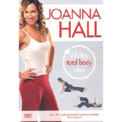 Joanna Hall - 28 Day Total Body Plan - (DVD)
