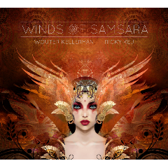 Kellerman, Wouter - Winds Of Samsara (CD)