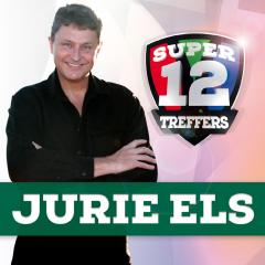 Els, Jurie - Super 12 Treffers Series (CD)