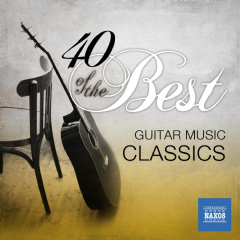 40 Of The Best: Guitar Music Favourites - Various Artists (CD)