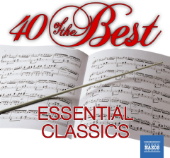 40 Of The Best: Essential Classic - Various Artists (CD)