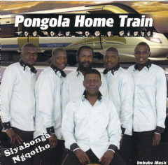 Pongola Home Train - Siyabonga Ngqotho (CD)