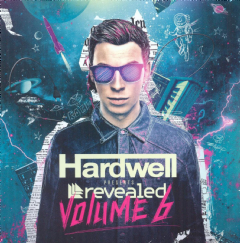 Hardwell - Revealed - Vol.6 (CD)