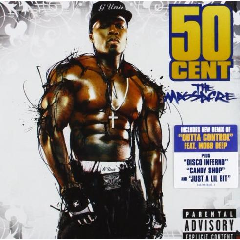 50 Cent - Massacre (CD)