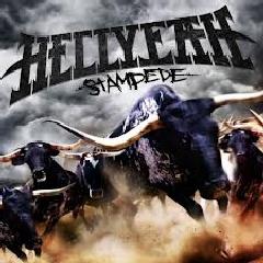 Hellyyeah - Stampede (CD)