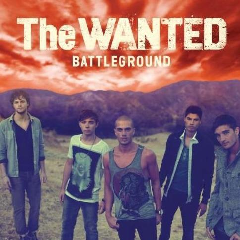 Wanted The - Battleground (CD)