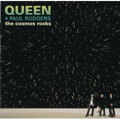 Queen, Paul Rodgers - Cosmos Rocks (CD)