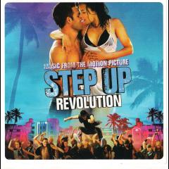 Step Up Revolution - Step Up - Revolution (CD)