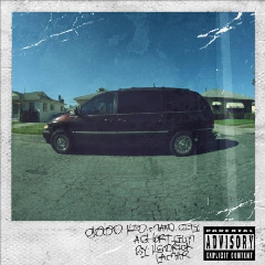 Kendrick Lamar - Good Kid, M.A.A.D City (CD)