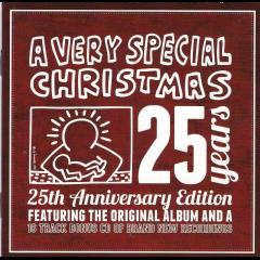 A Very Special Christmas 25th Anniversar - A Very Special Christmas - 25th Anniversary (CD)