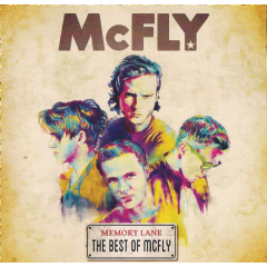 Mcfly - Memory Lane - Best Of McFly (CD)