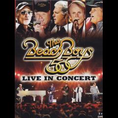 Beach Boys, The - Beach Boys 50 - Live In Concert (DVD)