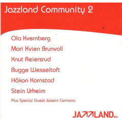 Jazzland Community 2 - Various Artists (CD)