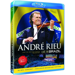 Rieu, Andre - Live In Brazil (Blu-Ray)