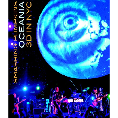 Smashing Pumpkins - Oceania - Live In NYC (DVD)