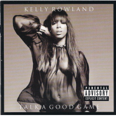 Rowland, Kelly - Talk A Good Game (CD)