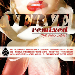 Verve Remixed - The First Ladies - Various Artists (CD)