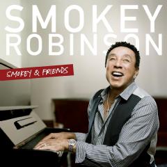 Smokey Robinson - Smokey Friends (CD)