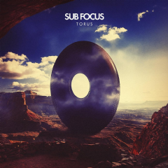 Sub Focus - Torus (CD)