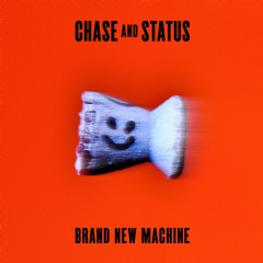 Chase & Status - Brand New Machine (CD)