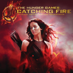 SOUNDTRACK - Hunger Games - Catching Fire (CD)