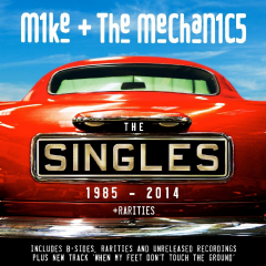 Mike & The Mechanics - Singles Collection 1985-2014 (CD)