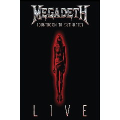 Megadeth - Countdown To Extinction - Live (CD)