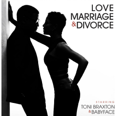 Toni Braxton & Babyface - Love, Mariage & Divorce (CD)