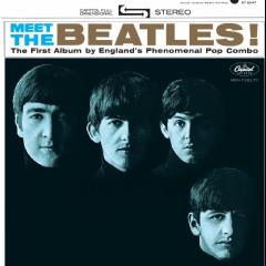 Beatles The - Meet The Beatles (US Version) (CD)