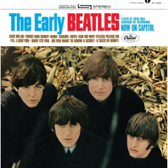 Beatles The - Early Beatles (US Version) (CD)