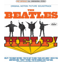 Beatles The - Help (US Version) (CD)