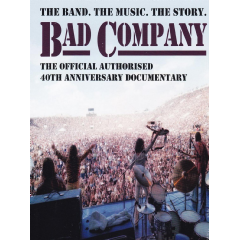 Bad Company - 40th Anniversary Documentry (DVD)