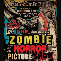 Zombie Horror Picture Show - (Region A Import Blu-ray Disc)