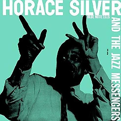 Horace Silver and The Jazz Messengers - (Import Vinyl Record)
