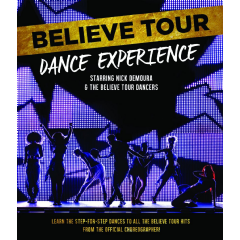 Believe Tour Dance Experience - (Region A Import Blu-ray Disc)